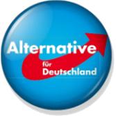 rundes AfD-Logo