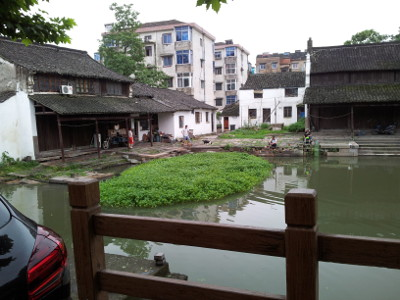 Angler in Wuzhen