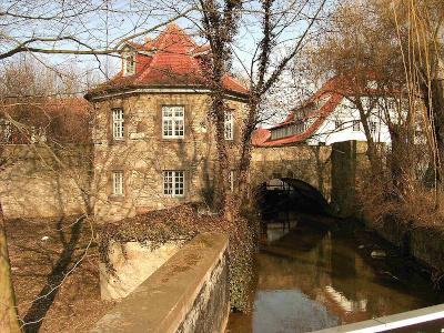 Bismarck-Häuschen in Göttingen