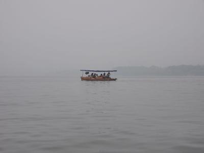 Boot auf dem Westsee