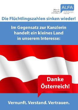 Danke Österreich!