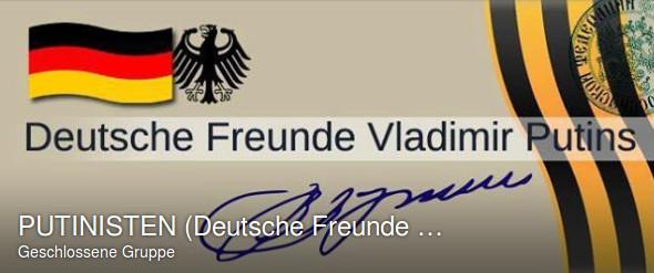 Deutsche Freunde Wladimir Putins