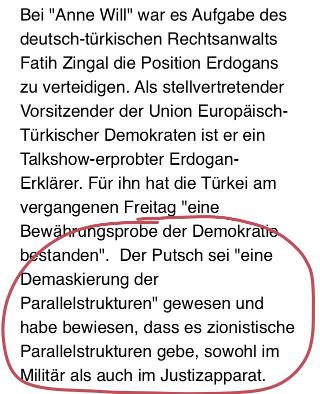Erdoganist bei Anne Will