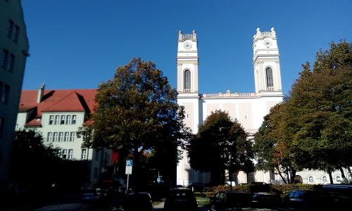 Gotzinger Platz in München