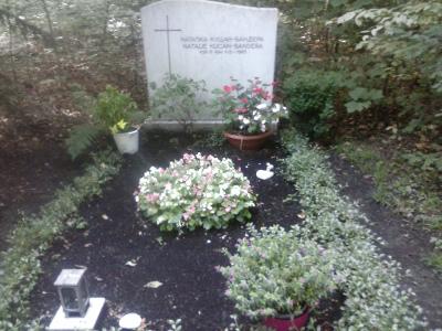 Grab von Bandera
