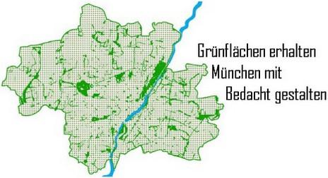 München: Grünflächen erhalten!