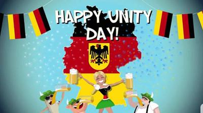 Happy Unity Day!