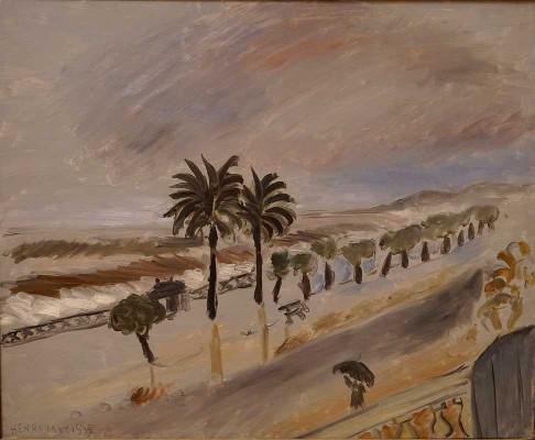 Henri Matisse: La promenade