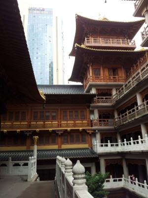 Jing-An-Tempel