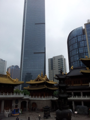 Jing-An-Temple