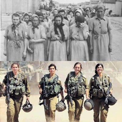 Jüdische Frauen gestern und heute