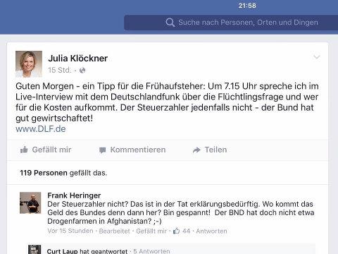 Zitat von Julia Klöckner