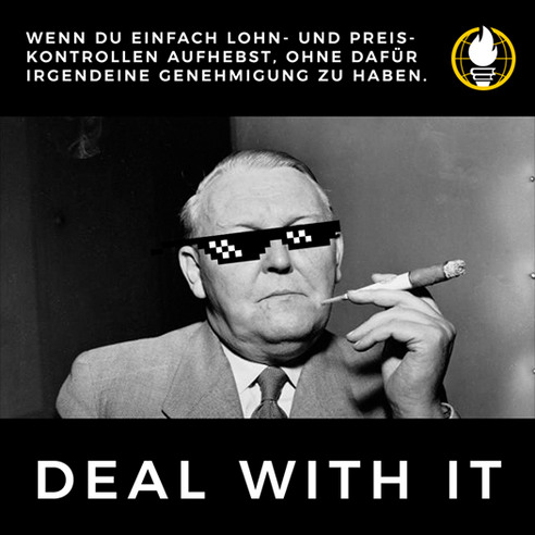 Ludwig Erhardt - deal with it