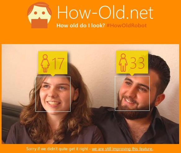 Malvina und Diaa in how old