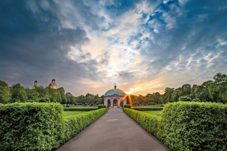 München, Hofgarten
