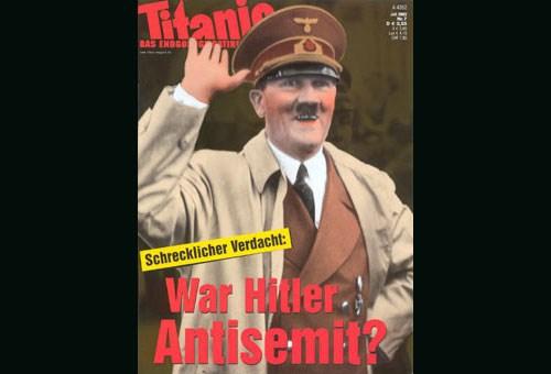 Schlimmer Verdacht: Hitler Antisemit