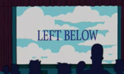 Simpsons: Left Below