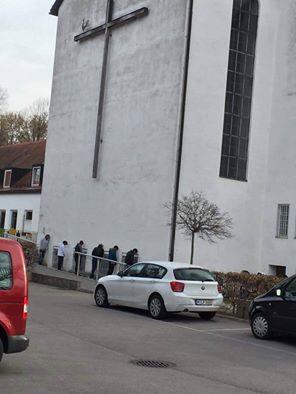 St. Gertrud in München-Harthof