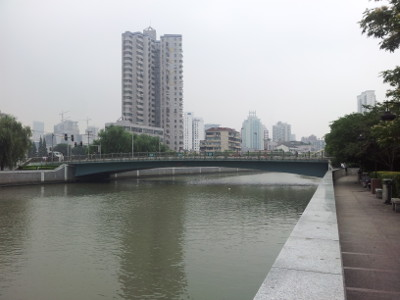 Am Suzhou-Creek
