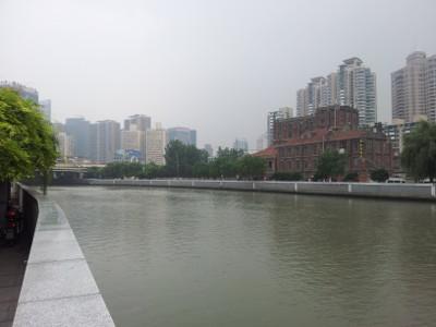 Nochmal am Suzhou-Creek