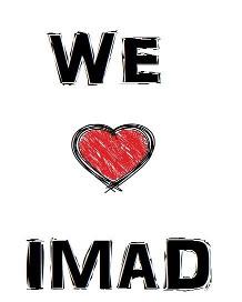 We love Imad