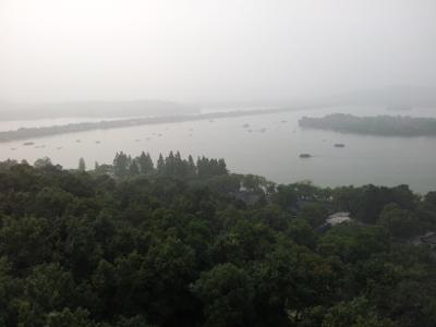 Westsee bei Hangzhou