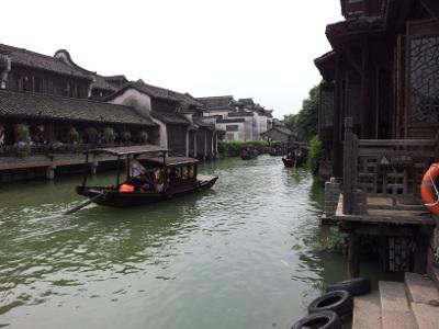 Wuzhen, Hauptkanal