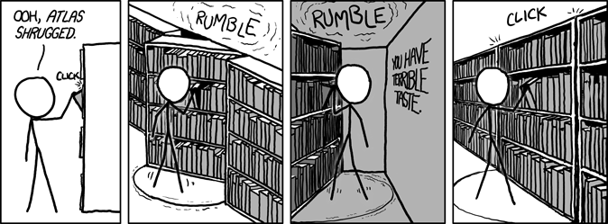 xkcd zu Atlas Shrugged